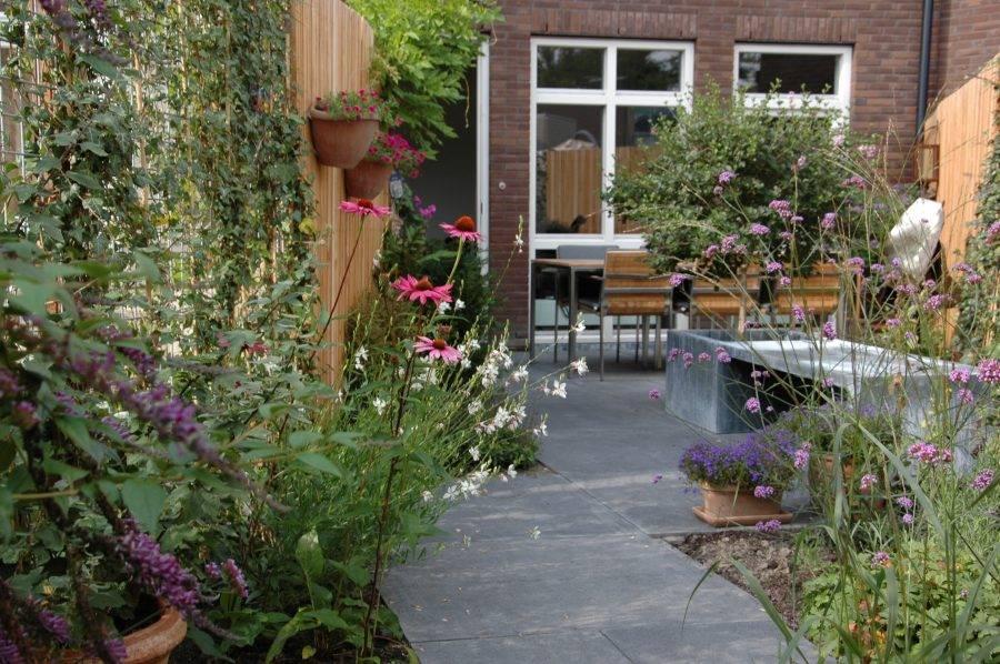 Stadstuin ontwerpen tuinontwerp voor kleine tuin stadstuin ontwerpen - Luifel ontwerp voor patio ...