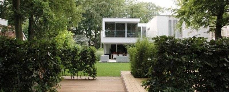 moderne tuinen ontwerpen in Utrecht
