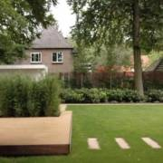 moderne tuinen ontwerpen
