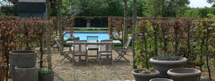 Mediterrane tuin aanleggen mediterrane tuin aanleggen en for Eigen moestuin ontwerpen en aanleggen