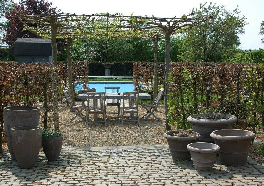 mediterrane tuin aanleggen