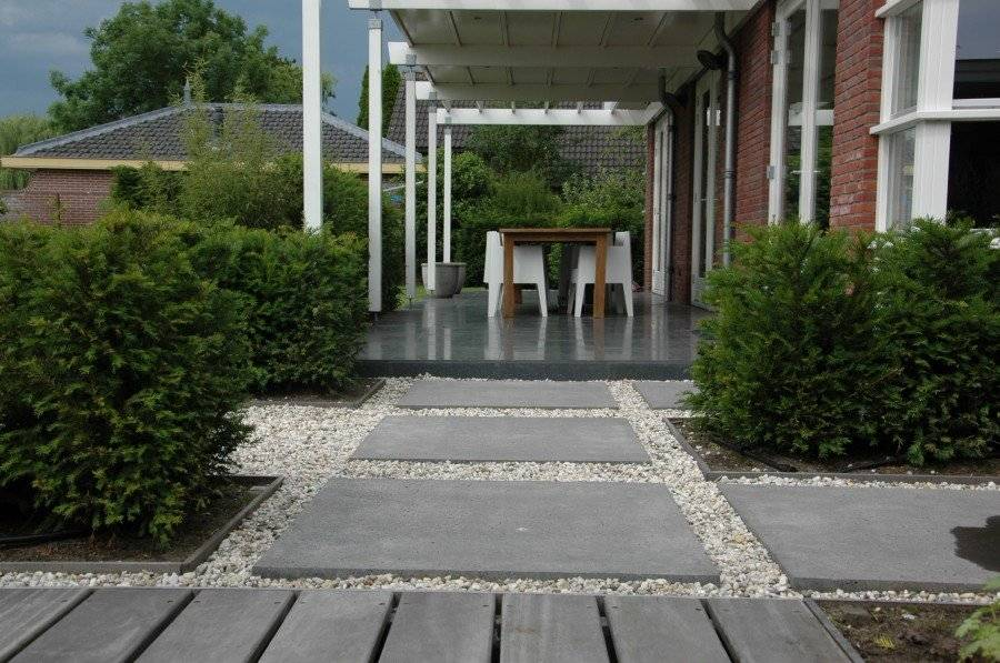Vlonder maken hoveniersbedrijf vlonder aanleggen - Overdekt terras tegel ...