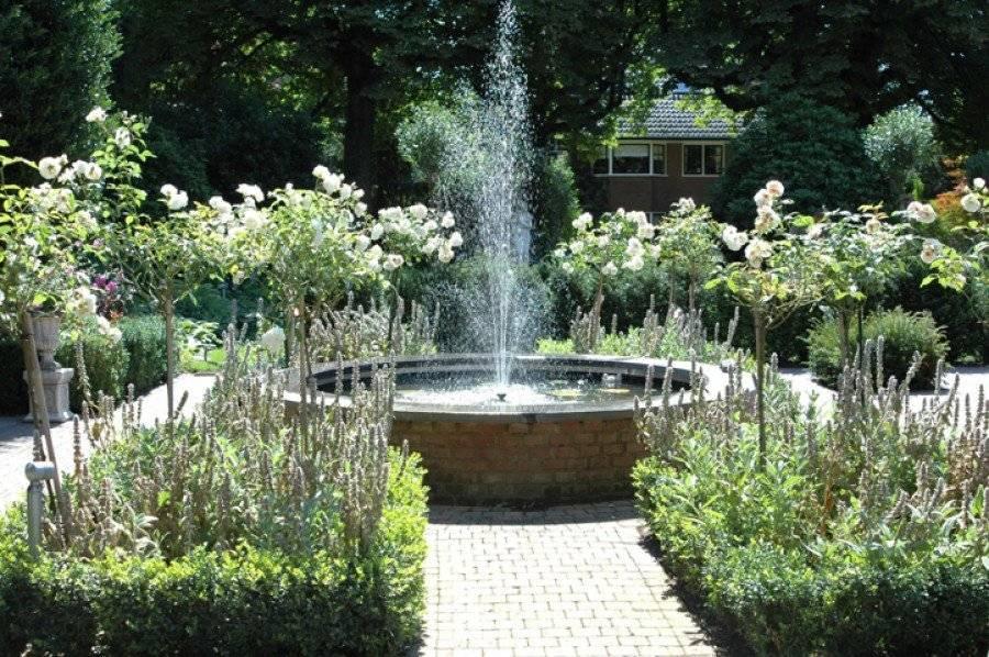 Vijver tuinen vijvertuin ontwerpen aanleggen en onderhouden for Eigen moestuin ontwerpen en aanleggen