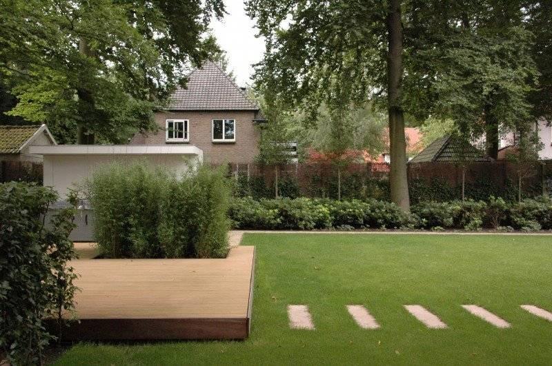 Jacuzzi In Tuin : Jacuzzi in tuinontwerp grote tuin lounge tuin met jacuzzi luxe