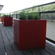modern balkon
