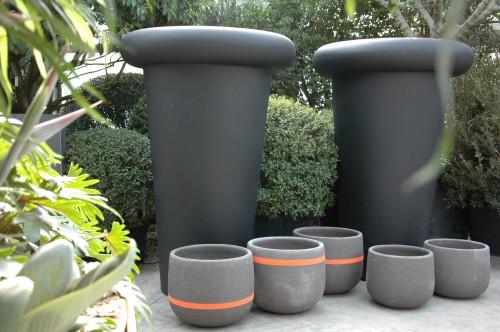 Kunststof Tuin Pot : Kunststof bloempotten ontwerpen met grote kunststof bloempotten