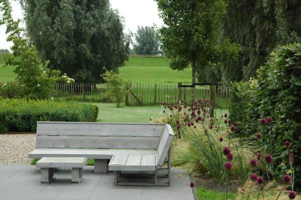Grote tuin ontwerpen in Nijmegen