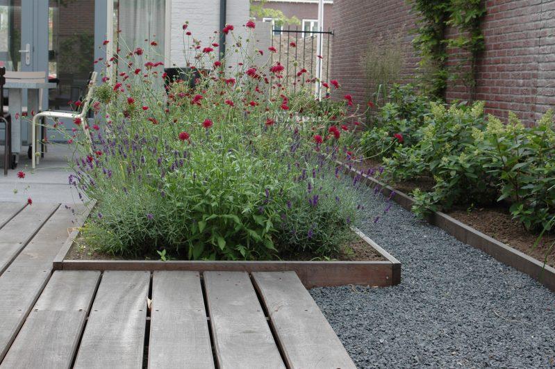 Stadstuinen ontwerpen stadstuin ontwerpen in utrecht en for Kleine tuin ontwerpen voorbeelden