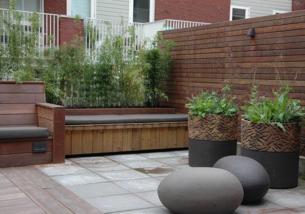 Tuinarchitect van moderne tuinen in Amsterdam