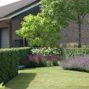 Exclusieve grote tuin aanleggen