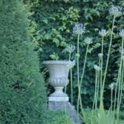 Klassieke potten voor de tuin