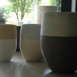 stijlvolle terracotta potten