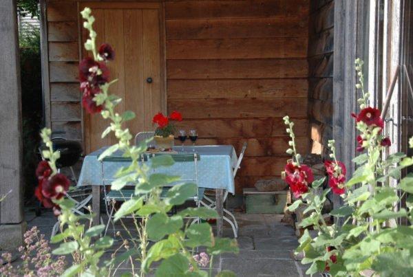informele tuinen ontwerpen